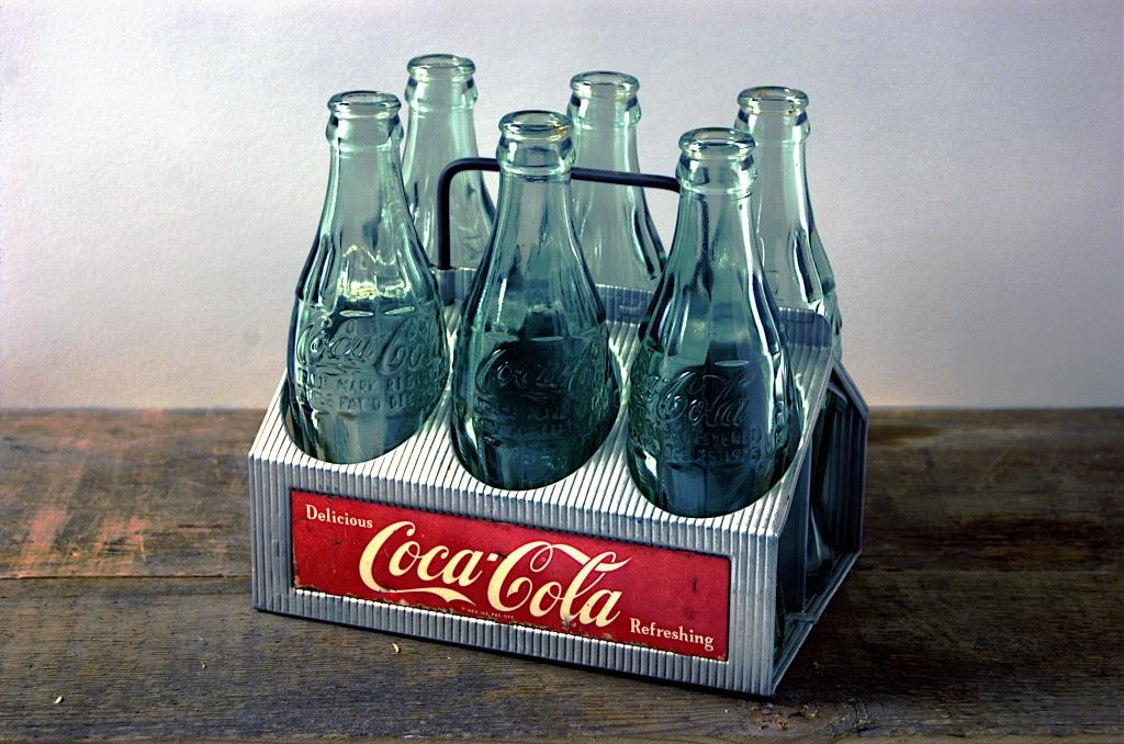Coke Aluminum 6-pack #1